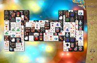 Mahjong Black White 2