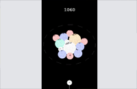 Bubble Shooter 2048